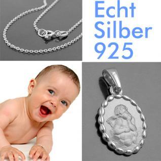 Schutzengel Kette Silber - Vorschau 1