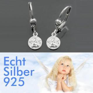 Engel Ohrringe Silber