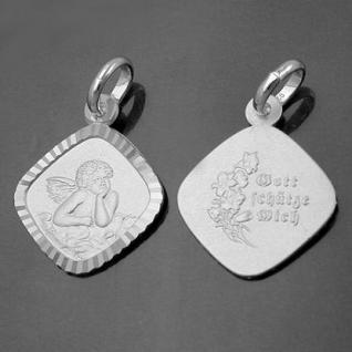 Schutzengel Silber Kette - Vorschau 2