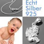 Engel Anhänger Silber