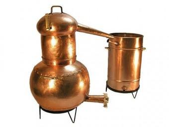 """ CopperGarden®"" Dekodestille Arabia 150 Liter"