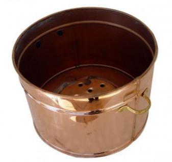 """"""" CopperGarden"""" Wasserbad 100 L - damit brennt Ihnen garantiert keine Maische mehr an"""