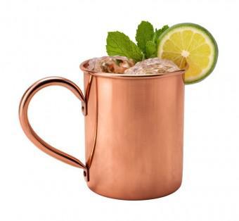 """"""" CopperGarden®"""" Kupfertasse 0, 5 Liter"""