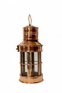 """ CopperGarden®"" Laterne, Kupfer & Glas, 30cm"