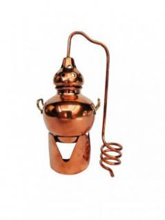 """ CopperGarden®"" Aromalampe Alembik"