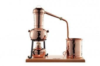 CopperGarden® Destille Arabia 0, 5 Liter mit Zubehör - legal Destillieren