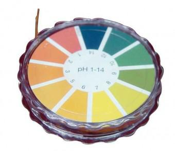 PH Indikatorpapier Rolle, PH Wert 1-14, 5 Meter