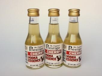 "3 x "" Prestige"" Cherry Kirsch Wodka Aroma Essenz 20ml"
