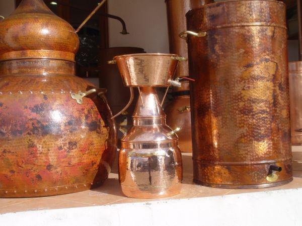 coppergarden destille alquitara 3l therische le kaufen bei unicobres ohg. Black Bedroom Furniture Sets. Home Design Ideas