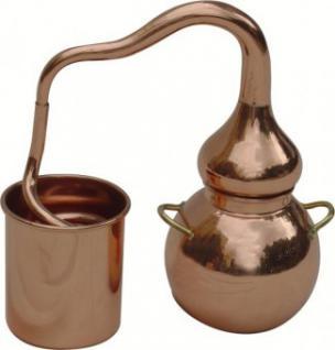 """ CopperGarden®"" Deko Destille Alembik 0, 4L, poliert"