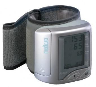 """"""" Medicura®"""" Blutdruckmessgerät & Pulsmesser - 80 Speicherplätze mit Datums- und Uhrzeitanzeige"""