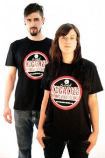 T-Shirt: Legalize Home Distilling (Größe XXL)