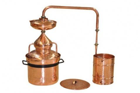 """"""" CopperGarden®"""" Pot Still Destille 50 L mit Hydrodichtung & Zubehör"""