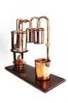 """"""" CopperGarden"""" Destillieranlage """" Karibik"""" (0, 5 L) mit Spiritusbrenner"""