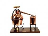 """"""" Ferrari"""" Destillieranlage Hobby 2, 5 Liter & Thermometer"""