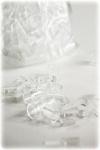 """"""" Hecht"""" Raschigringe aus Glas, 8mm, 100 Gramm"""
