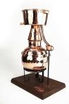 """ CopperGarden®"" Miniatur-Alquitara 0, 5L Teelicht"