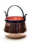 """"""" CopperGarden®"""" Kupferkessel / Hexenkessel 60 Liter"""