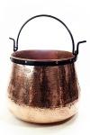 """"""" CopperGarden®"""" Kupferkessel / Hexenkessel 200 Liter"""