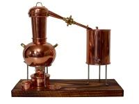 """"""" CopperGarden®"""" Destillieranlage 0, 5 L Arabia Supreme mit Aromasieb"""
