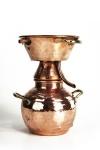 """"""" CopperGarden"""" handgeschmiedete Alquitara Destille 0, 5 Liter"""