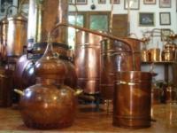 """"""" CopperGarden®"""" Dekodestille Alembik 100L, antik gebrannt"""