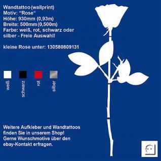 Depeche Mode Violator Rose Wand Tür Fenster Sticker Aufkleber Wandtattoo Bild