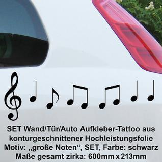 Note Auto Bild Tuning Modding Deko Dekoration Aufkleber Wandtattoo Autoaufkleber