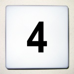 1 Stück 10cm schwarz Wunschziffer Aufkleber Tattoo Hausnummer Zahl Nummer Ziffer
