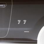 2 Stück Startnummer 7 Racing Zahl Nummer Auto Motorrad Kart Motorsport 5cm weiß