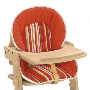 Geuther universal Sitzverkleinerer Stoff 147 orange