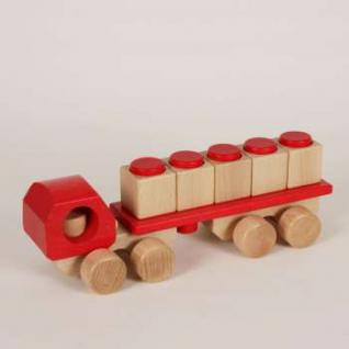 Nic 2322 - Steckmobil, rot