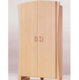 kleiderschrank 2 t rig birke g nstig online kaufen yatego. Black Bedroom Furniture Sets. Home Design Ideas