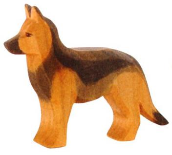 Ostheimer 10506 - Schäferhund stehend