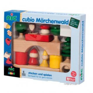 nic 2115 - cubio Märchenwald (Steckbausteine)