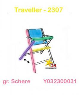 GEUTHER Y032300031 Ersatzteil für Traveller 2307