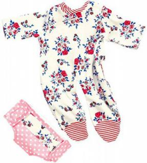 Käthe Kruse 38294 - Waldorf Bekleidung Babyträume