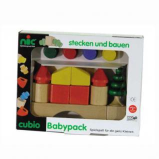 nic 2112 - cubio Babypack 2, (Steckbausteine)