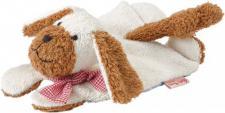 Käthe Kruse 74425 - Unterwegs Kirschkernkissen Hund