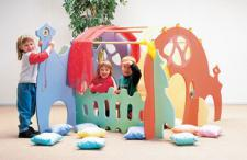 ERZI 50200 - Haus Fantasie
