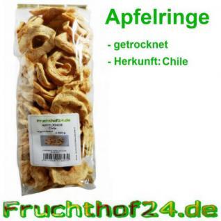 Apfelringe - Natural - getrocknet - ungeschwefelt 1kg