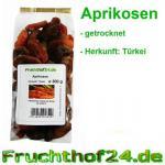 Aprikosen Natur - getrocknet - ungeschwefelt - 500g
