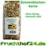 Sonnenblumenkerne - ohne Schale - 500g