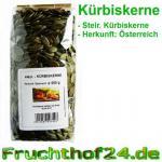 Steirische Kürbiskerne - grün - 1 kg