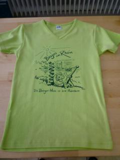 T-Shirt mit Binger Motiv