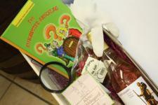Geschenkbox-Kriminalistenkiste