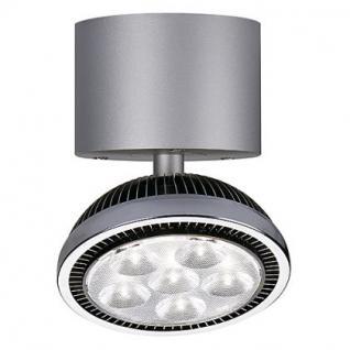 LED Decken/Wandleuchte/ Strahler Aluminium