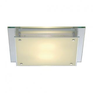 Deckenleuchte Glas/ Stahl - Vorschau