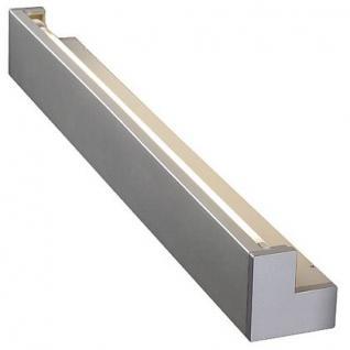 Wandleuchte Aluminium/ PC*