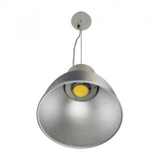 Pendelleuchte silbergrau LED - Vorschau 2